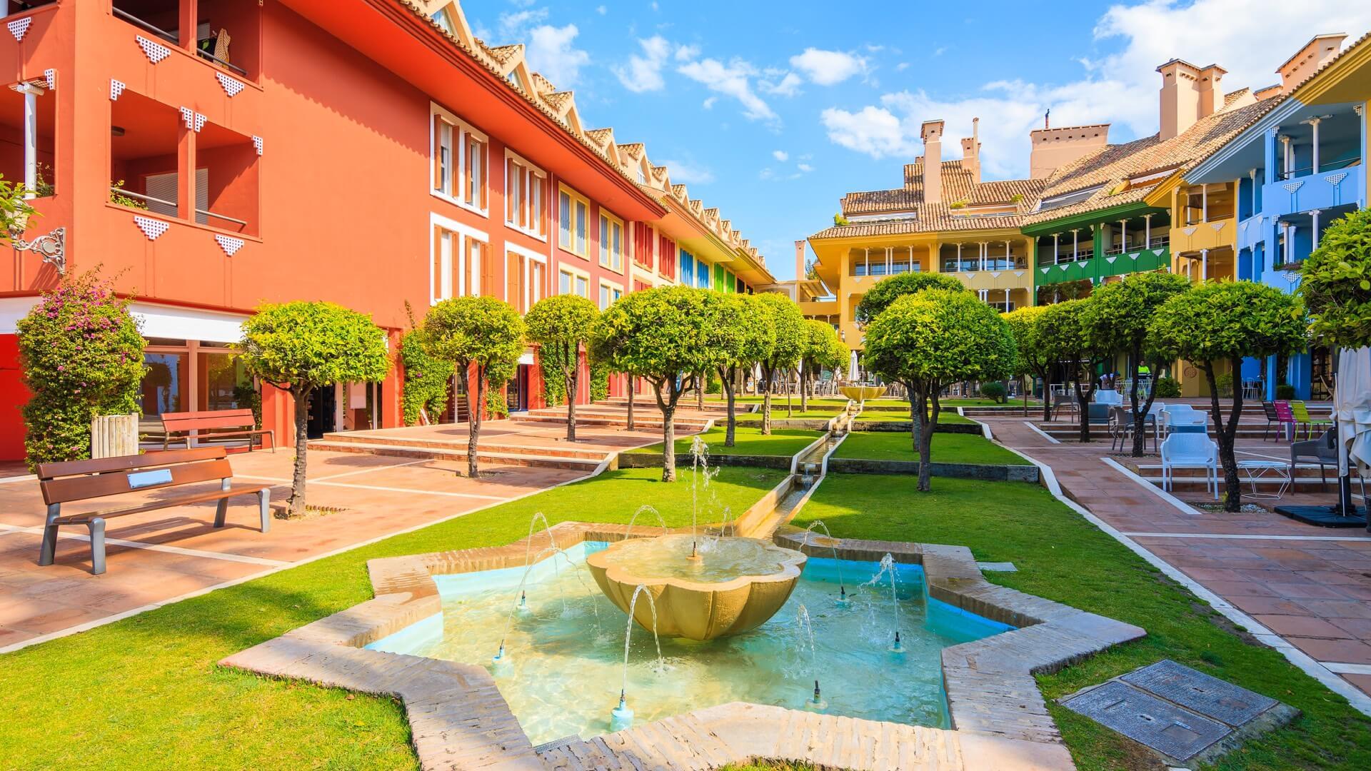 Apartamentos y pisos en venta en San Roque