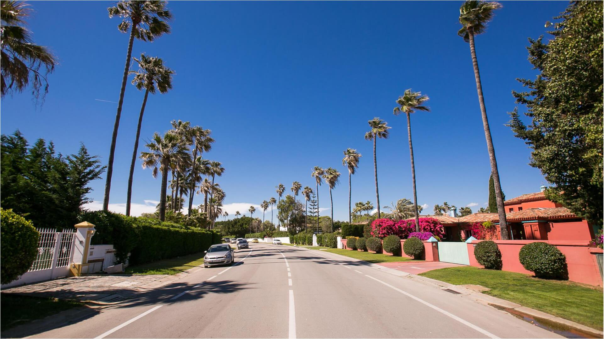 Properties for sale in Sotogrande Bajo