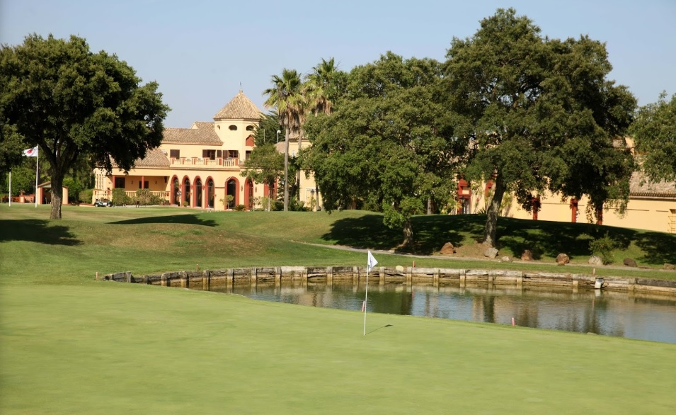 San Roque Golf Resort - Club House