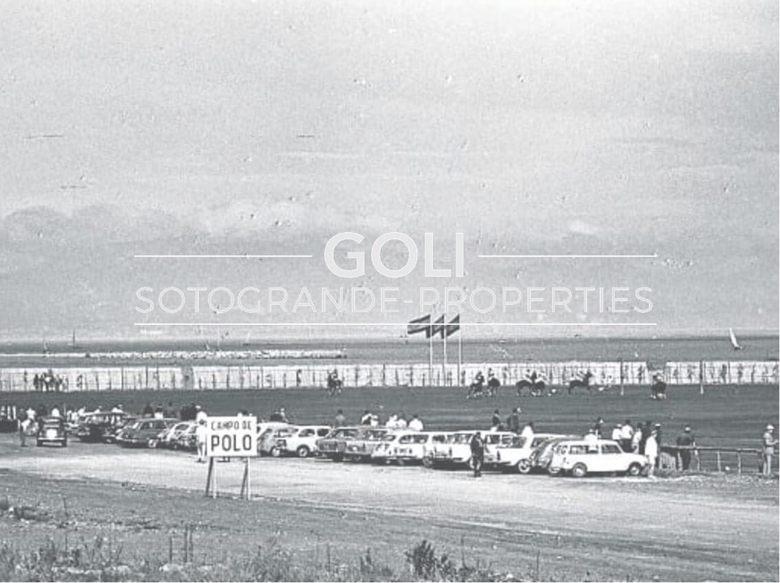 Polo Ground in Sotogrande - 80s